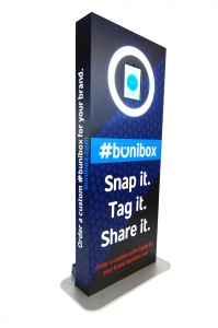 Bunibox Sleek Model Photobooth